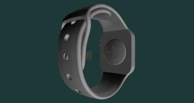 تعرض عروض CAD المزعومة تصميمًا جديدًا بحواف مسطحة وشاشة أكبر لـ Apple Watch Series 7