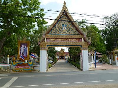 Wat Phra Klong Makhamthao in Wat Sing