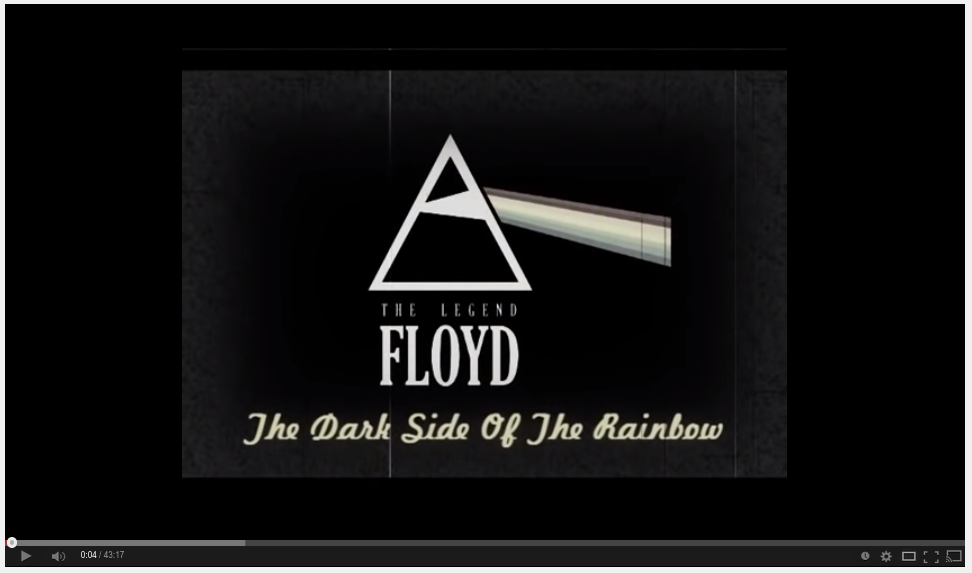 Pink Floyd & Wizard of Oz - Dark Side of Rainbow