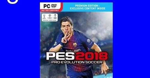 Tem Na Web - Pro Evolution Soccer 2018