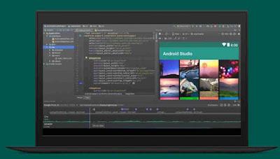 Persyaratan Sistem Dalam Menginstalasi Android Studio