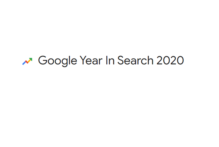 google year in search 2020