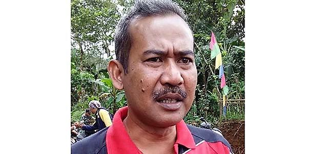 ''Terimkasih TNI,  Warga Saya Juga Nikmati Jalan TMMD ''