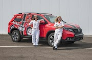 Honda Takes on Rebelle Rally