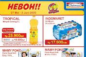 Promo Indomaret Harga Heboh Minyak Goreng dan Susu Murah 27 Mei - 2 Juni 2020