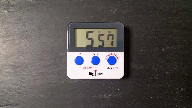 Les temps de cuisson sous vide basse température