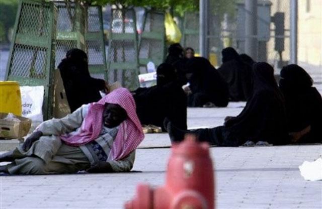 Pengangguran Arab Saudi