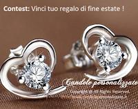 Logo Vinci gratis un paio di orecchini in argento