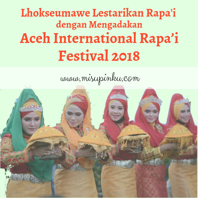 aceh international rapa'i festival 2018