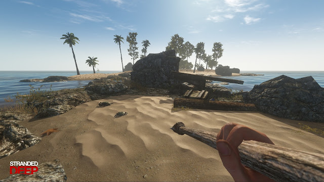 Stranded Deep PC Game Download Free Gameplay