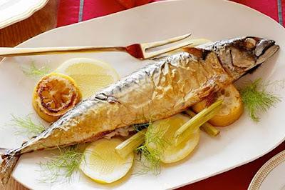 السمك غني بڨيتامين ب12