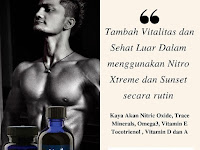 Jual Produk Kesehatan Kyani Sunrise Kyani Sunset Kyani Nitro Xtreme di Tinggar Bandar kedungmulyo Jombang 2020