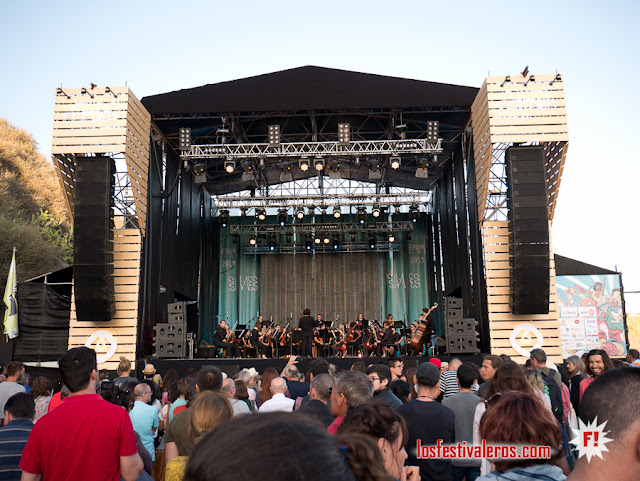 Orquestra Locomotiva / FMM Sines, Portugal, 2019