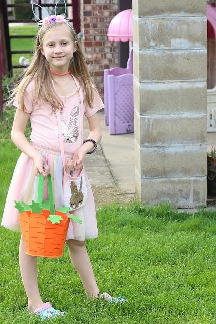 Simple Easter Egg Hunt