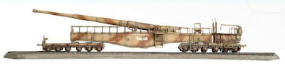 1/144 German Railway Gun 28cm K5(E) 'leopold picture 4