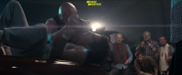 Download American Fighter Movie Hindi dubbed audio scene 3