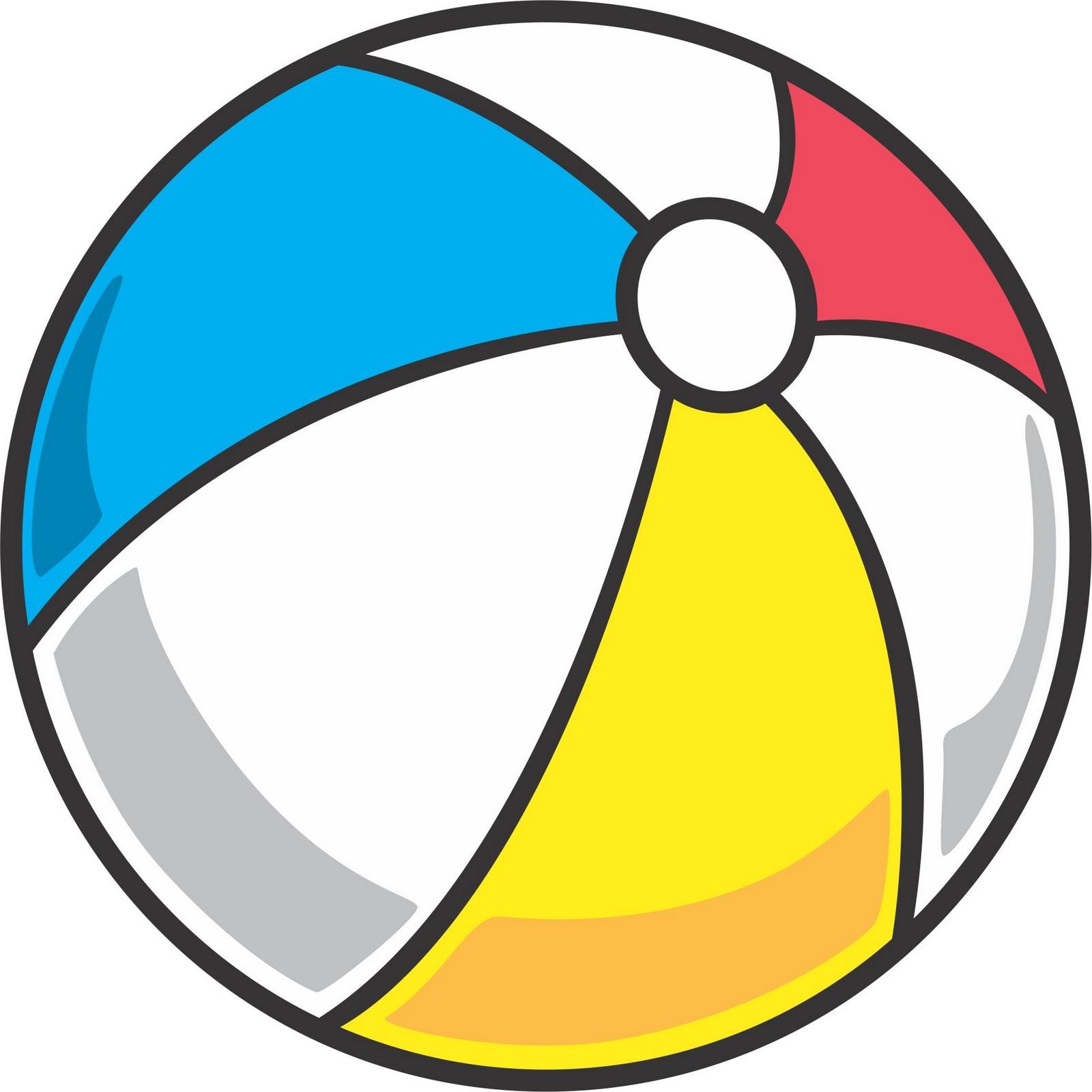 beach ball image - HD1600×1600