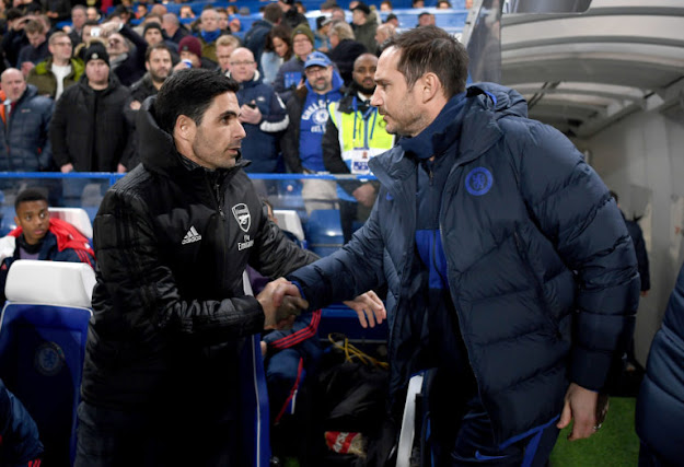 Arteta has much harder job than Frank Lampard - Fabregas