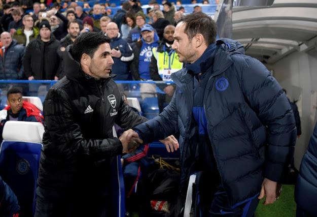 Arteta has much harder job than Frank Lampard - Fabregas