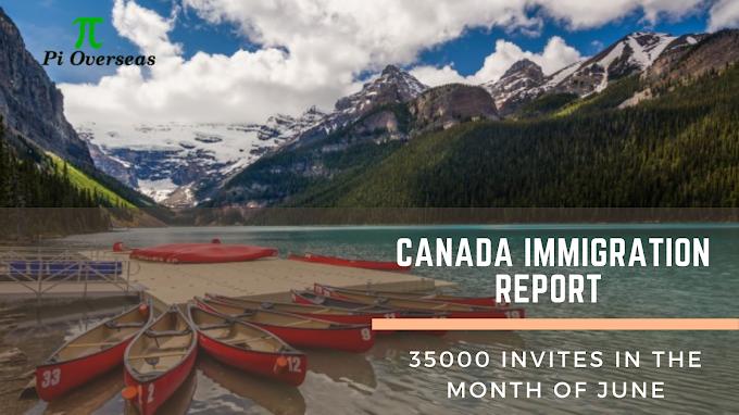 Canada Immigration Report | June