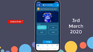 My Telenor Play and Win 03-03-2020