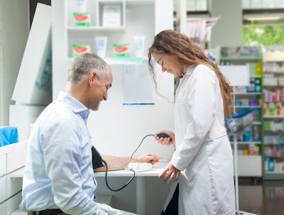 How Pharmacist Diagnosis a Patient