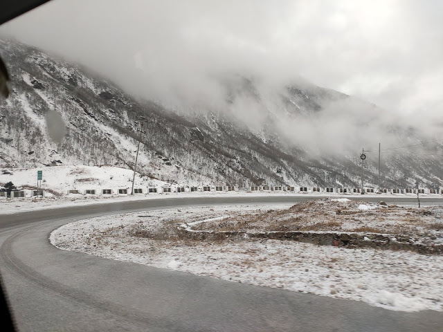 Nathu la Pass, China Border, नाथुुुुु-ला बॉर्डर, सिक्क्मि