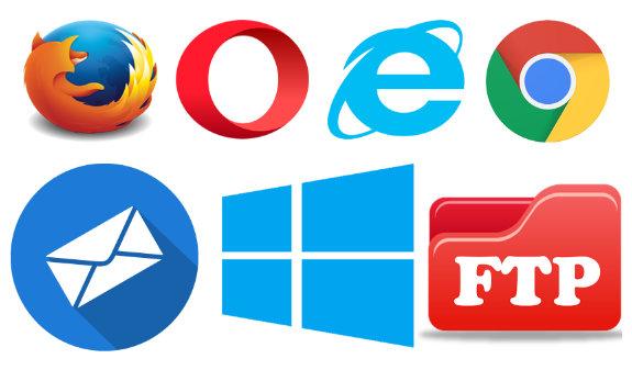 Perangkat Lunak Untuk Mengakses Internet