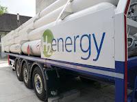 Eniwa und H2 Energy führen eine Wasserstoff-Produktionsanlage am Eniwa Wasserkraftwerk in Aarau - Bild vergrössern mit Klick auf dieses !