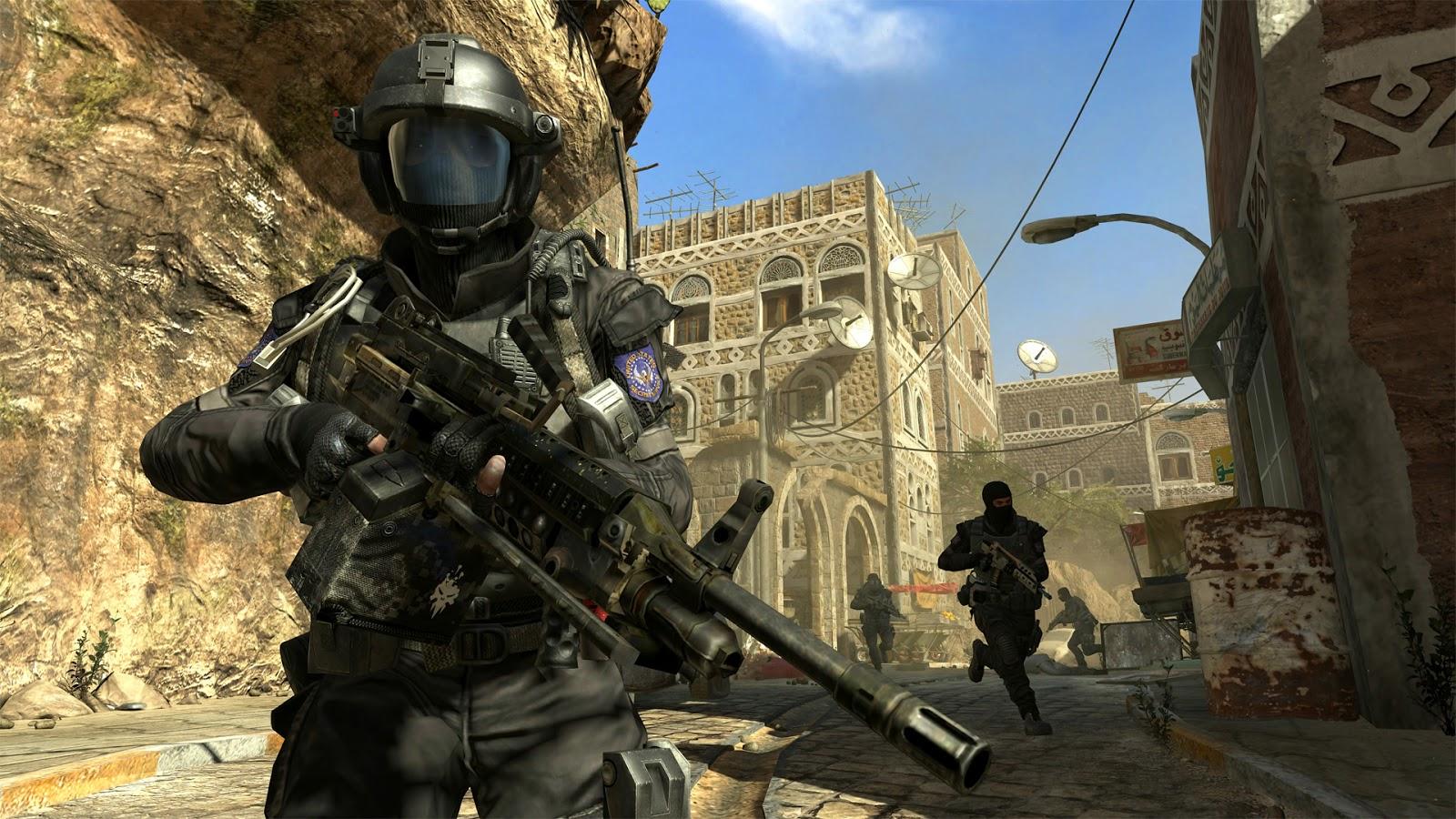 تحميل لعبة call of duty black ops للاندرويد