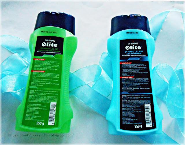 Dashing Elite Men Shampoo anti dandruff and Men shampoo anti hair fall
