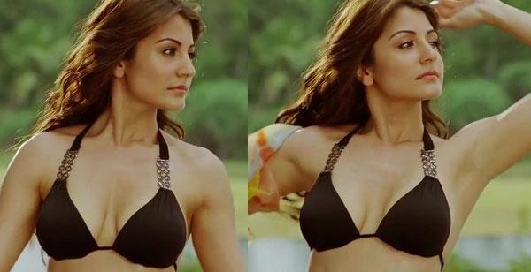 Anushka Sharma in bikini. Anushka Sharma bikini photos