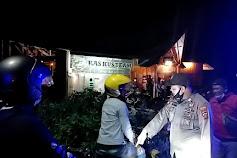 Gelar Razia Gabungan, Polres Samosir Amankan 8 Unit Sepmor Knalpot Racing