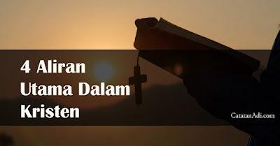 Aliran Dalam Agama Kristen