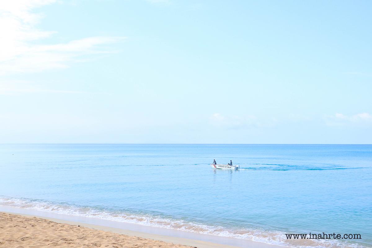 Jomalig islad blue beach Quezon Province | INAHRTE