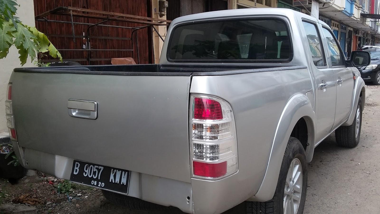 Ford ranger xlt tahun 2010 harga 145 juta