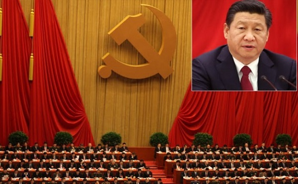 Negara China Nyatakan Seluruh anggota Partai : Tidak Boleh Bertuhan !