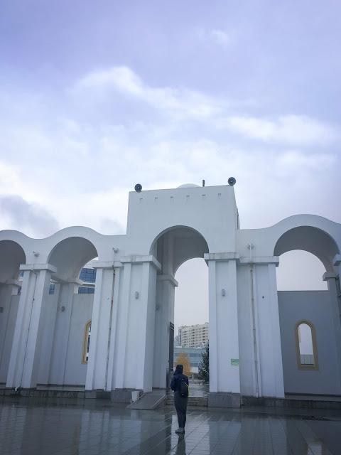 Nur-Astana Mosque, Astana
