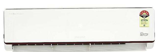 Voltas 1.5 Ton 5 Star Inverter Split AC (Copper SAC_185V_JZJ White)