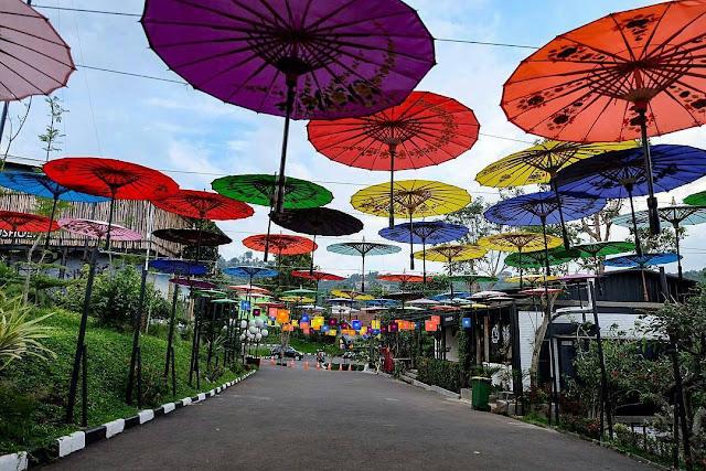 Tiket Masuk Lereng Anteng Bandung