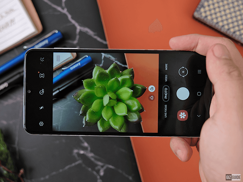 Capable cameras despite the budget price tag
