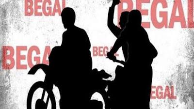 Begal Kembali Beraksi di Kabupaten Bekasi, Tangan Seorang Pemuda Hampir Putus