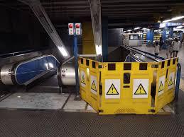 Metro B, chiudono Castro Pretorio e Policlinico per lavori