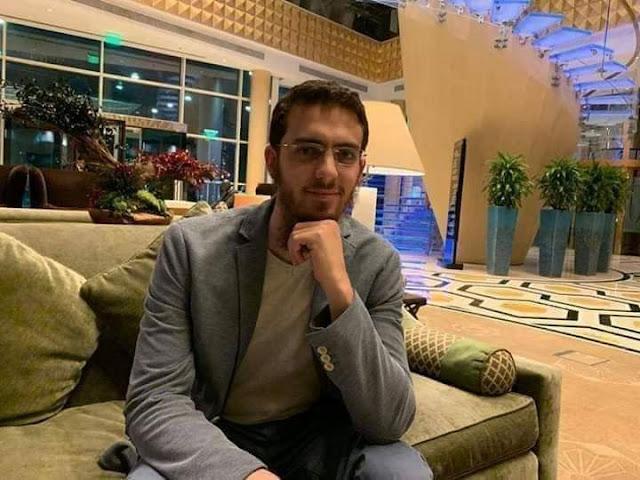 الدكتور يوسف العزوزي يفوز بمسابقة نجوم العلوم