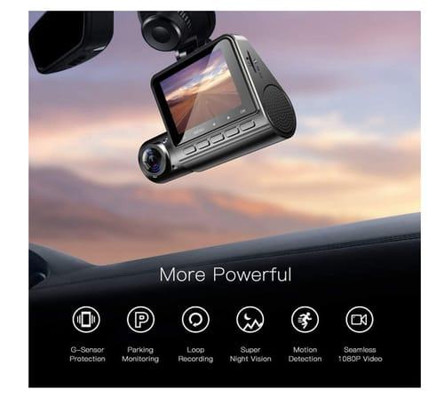 IXROAD M01 1080P Car Camera with IR Night Vision