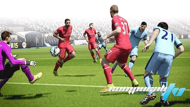FIFA 15 Play Station 3 Español Región USA
