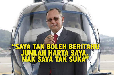 Bilionair Melayu kaya tapi 'Low Profile' , APA CERITA?