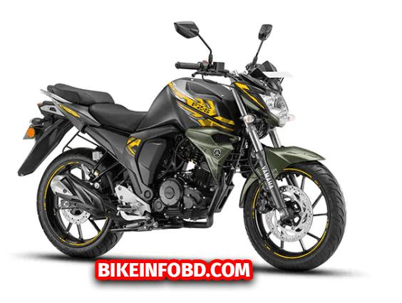 Yamaha FZS FI V2 Price in BD