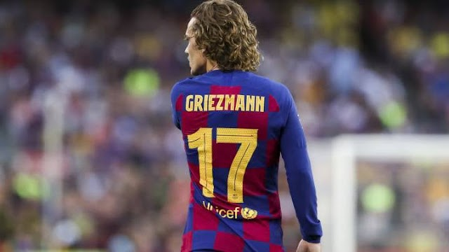 Simeone: Griezmann Left Atletico at the Right Time