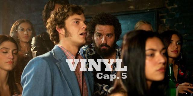 CAP 5 - Devon toca la zorra en la cena con Richie, Hannibal y Cece; Kip enfrenta un dilema de banda.
